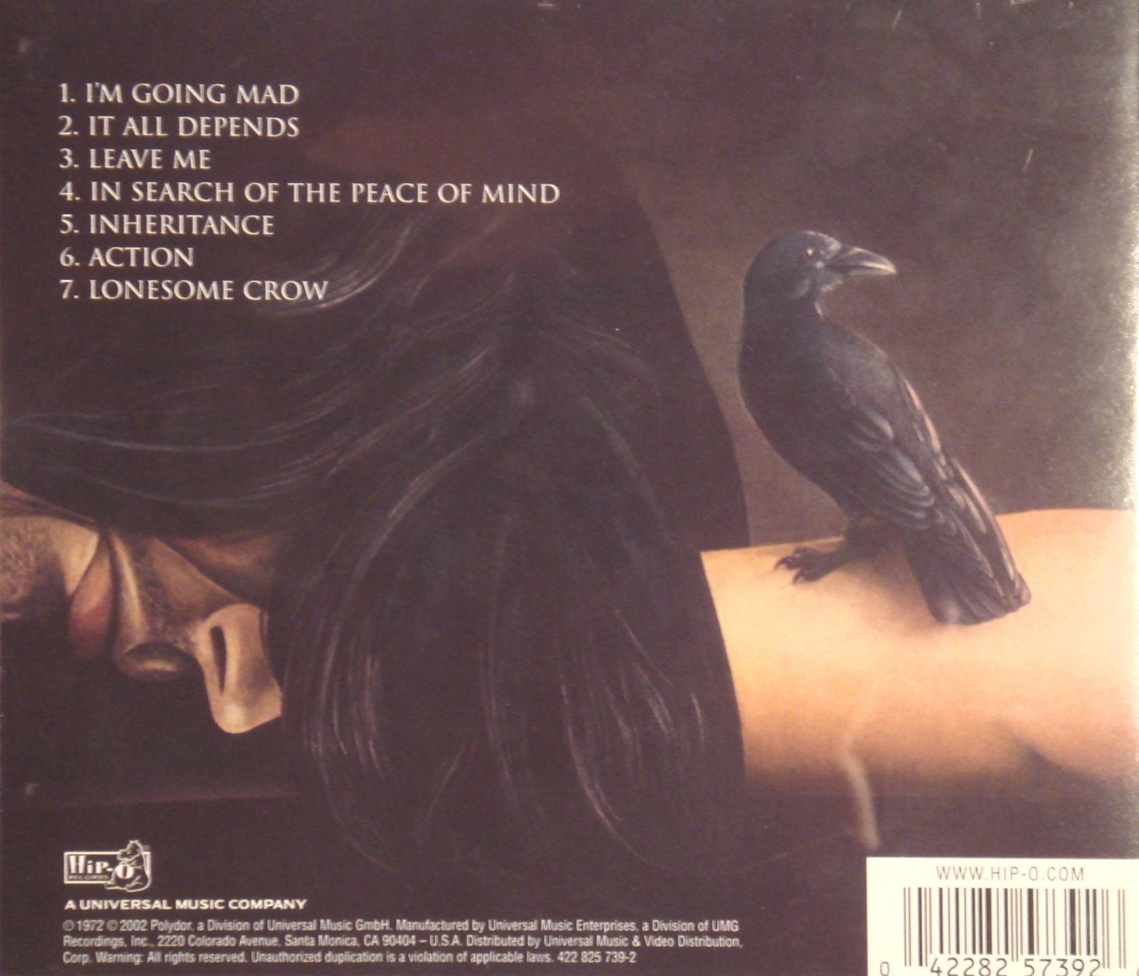 Lonesome Crow 2