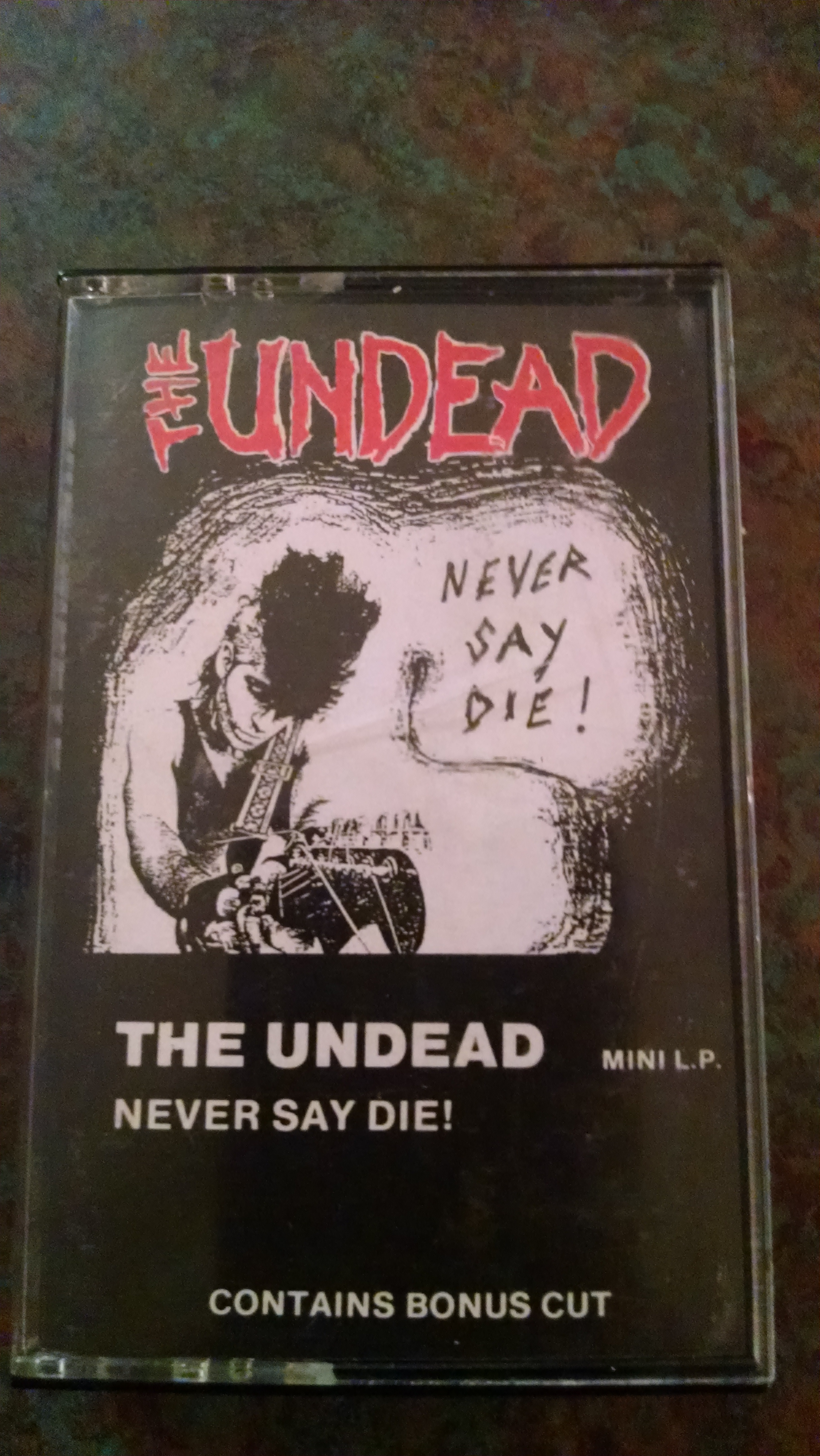 Neither John Nor His Wife Undead
