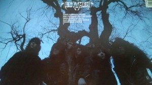 Testament Back Cover