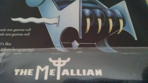 Metallian Foot Logo 2