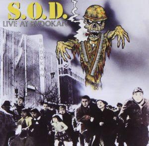 S.O.D. Live