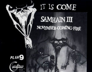 November Coming Fire Ad