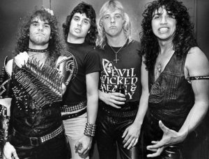 Metal bands thrash 80er Thrash Metal: