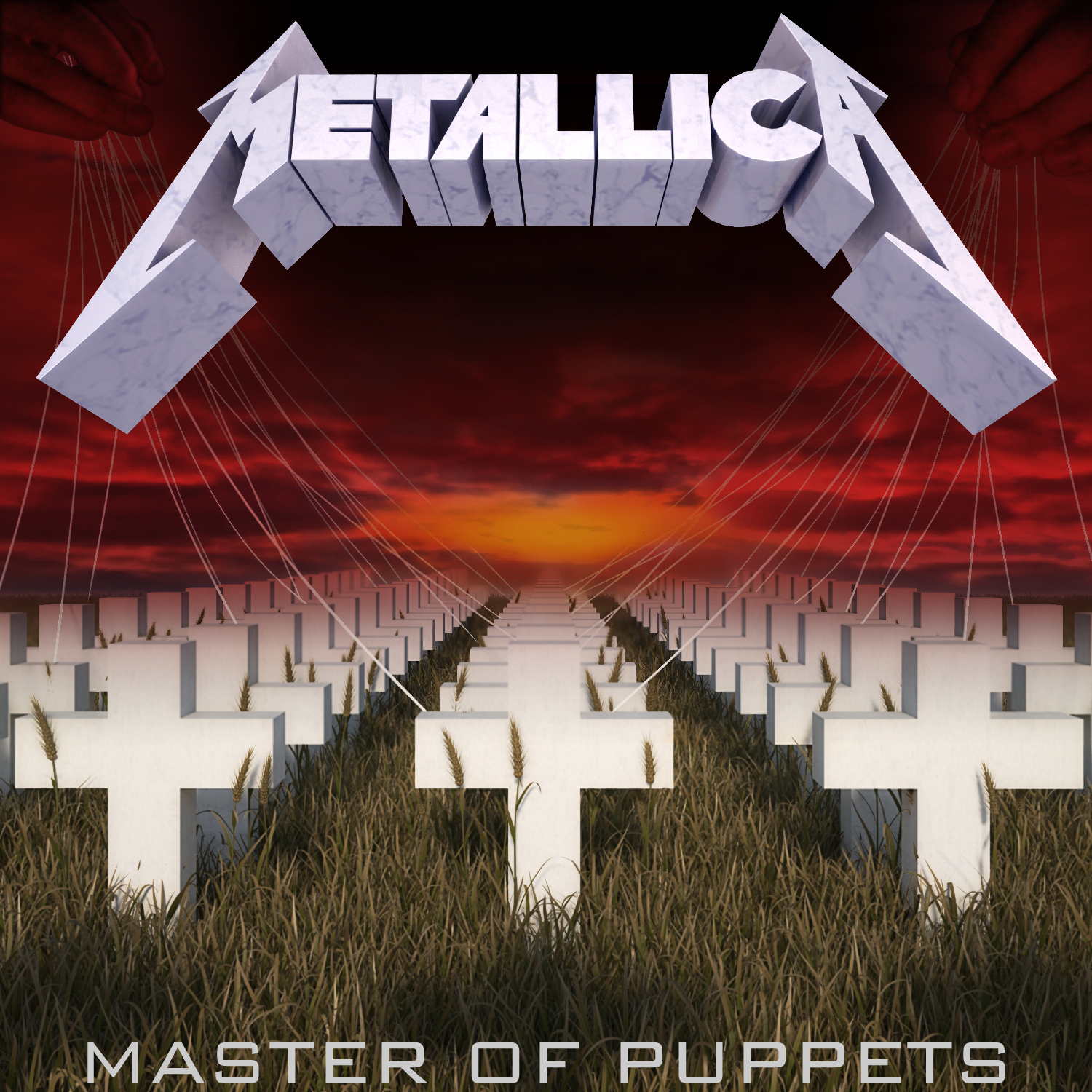 Metallica Master Of Puppets Remastered 3 Cd Expanded